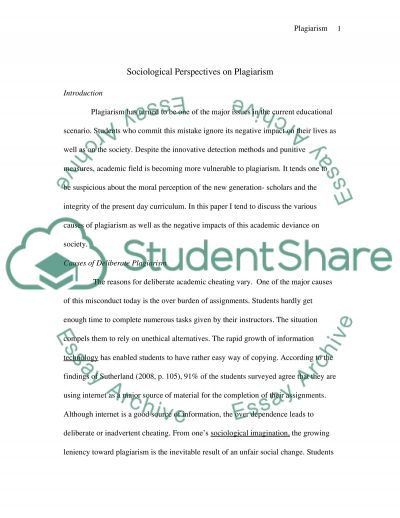 Discuss plagiarism, academic dishonesty/misconduct