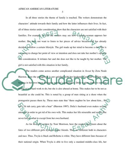 African American Literature Essay Example  Topics And  Narrative Essay Sample Papers Essay On My College Life African American Literature Essay Example  Topics And  Written Essay Papers also Essay For Students Of High School