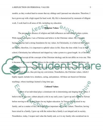 BIOETHICS :Reflexion on movie Awakening 1 page, personal value 6 pages essay example