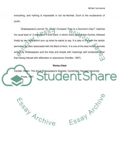 Write my shakespeare paper topics