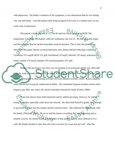 Living with a long term, multiple pathology essay example