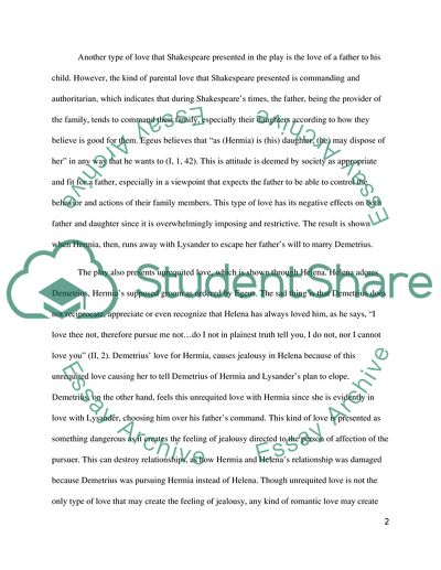Essay On Helping Different Types Of Love In Shakespeares A Midsummer Nights Dream My Neighbourhood Essay also Should The Drinking Age Be Lowered To 18 Essay Different Types Of Love In Shakespeares A Midsummer Nights Dream  Conservation Of Wildlife Essay