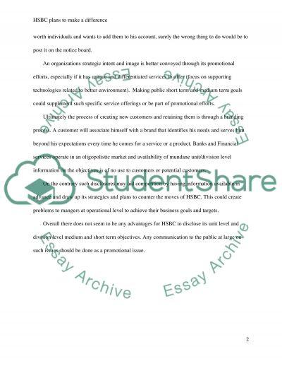 MLA essay example