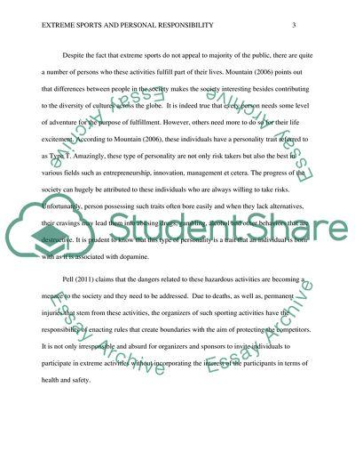Claim of value essay outline