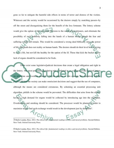 Reflection and Research Essay essay example
