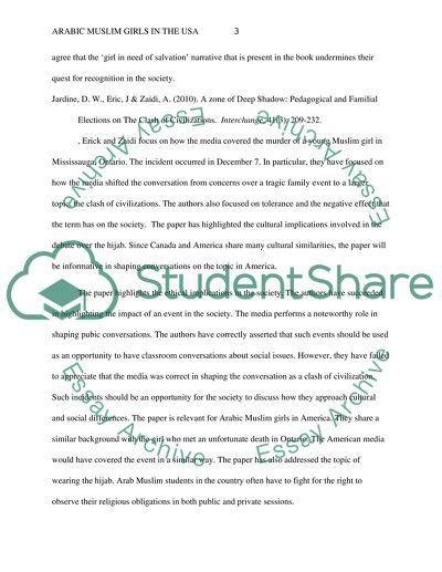 APA Annotation for 4 articles