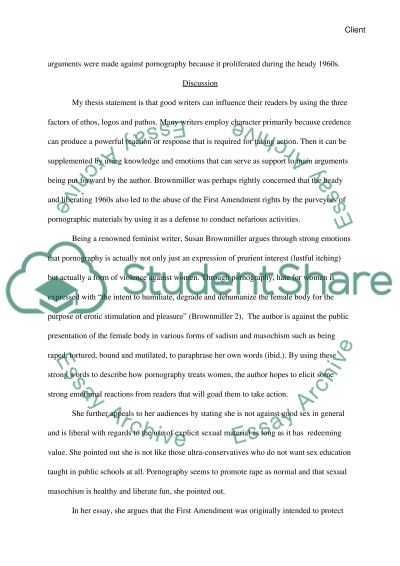 Short English Essays For Students Argument Analysis Essay Example Topics And Well Written Essays  Psychology As A Science Essay also Topic English Essay Argument Analysis Essay Example  Barcafontanacountryinncom Personal Narrative Essay Examples High School