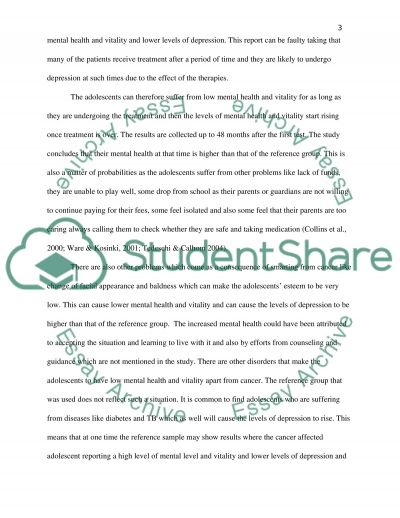 Evidence based practice essay example