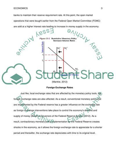 Economics P3 Assignment
