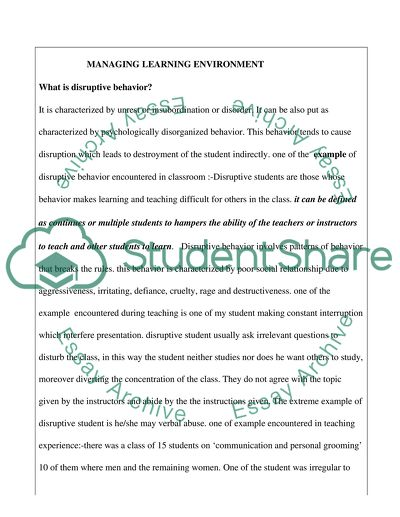 Essay on stress related problems among students