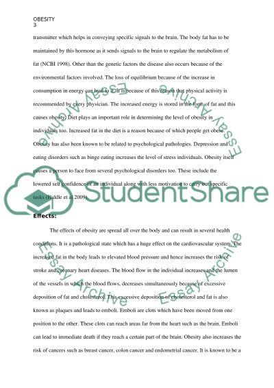 obesity essay example topics and well written essays words related essays obesity