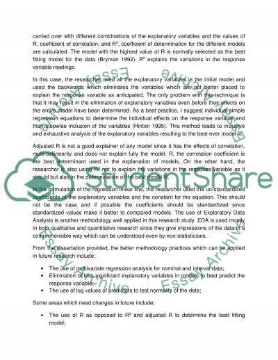 research paper (predicting the number of internet users) Essay example