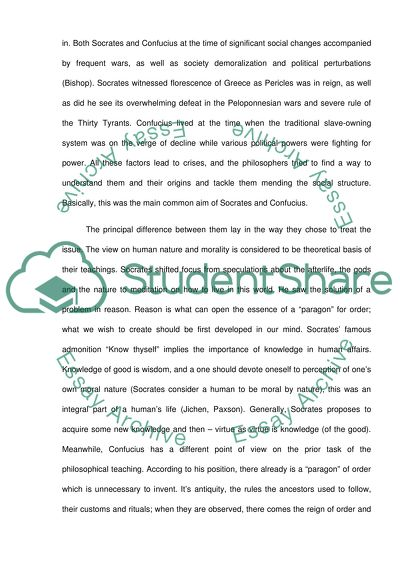 Essay on confuscious and plato write me technology dissertation hypothesis