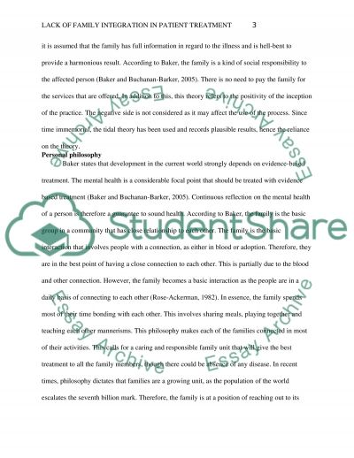 Second paper essay example