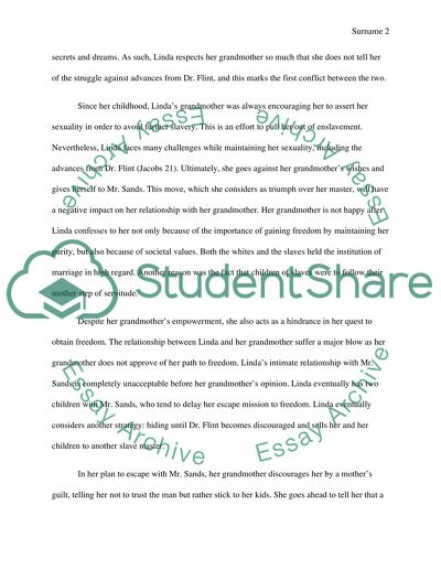 English Extended Essay Topics Incidents In The Life Of A Slave Girl  By Harriet Jacobs English Persuasive Essay Topics also Essay Samples For High School Students Incidents In The Life Of A Slave Girl  By Harriet Jacobs Essay Term Papers And Essays