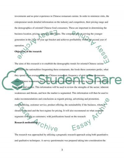 Retail Management Report essay example
