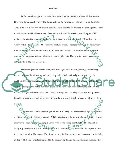 Thesis Statement For An Essay Critique Qualitative Essay With Thesis Statement also Catcher In The Rye Essay Thesis Critique Qualitative Essay Example  Topics And Well Written Essays  Research Essay Topics For High School Students