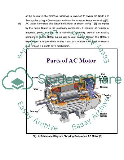 Extract Of Sample Electric Motors
