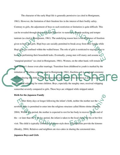 Critical Thinking Paper
