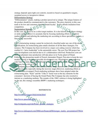 International business management and strategy essay example