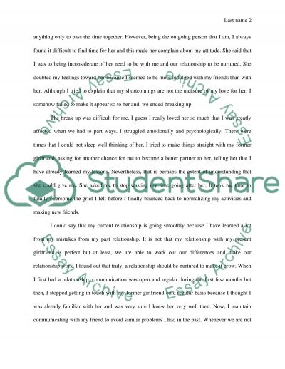 Building Successful Relationships essay example
