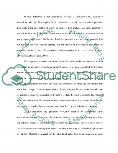 Measurements And Methods essay example