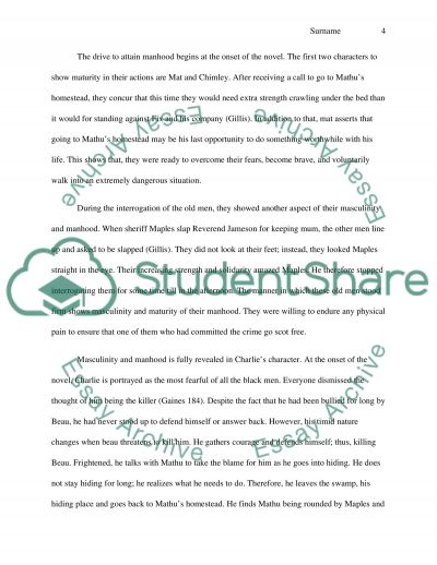essay outline for a lesson before dying Research essay sample on critical analysis of a lesson before dying custom  essay writing jefferson grant people white.
