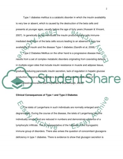 Medical Biochemistry Essay essay example