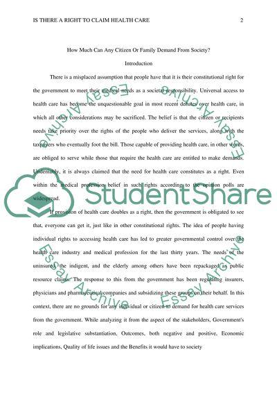 Written Assignment 4: Case Study