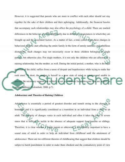 "essay on adolescence period Adolescence is a time of ""storm and strife"" adolescence is a period of time  between childhood and adulthood this is the age when one can either make."