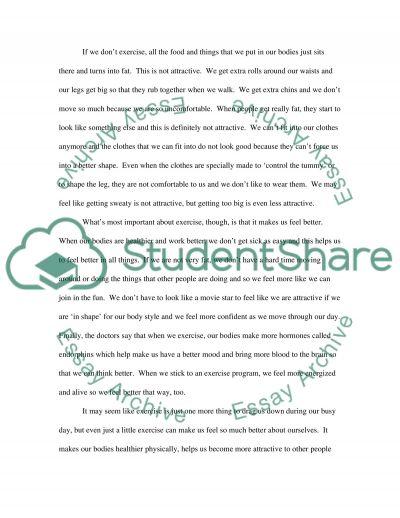 This I Believe essay example
