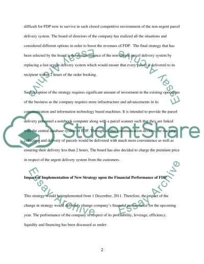 Measuring Performance essay example