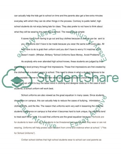 Choose the topic from given list essay example