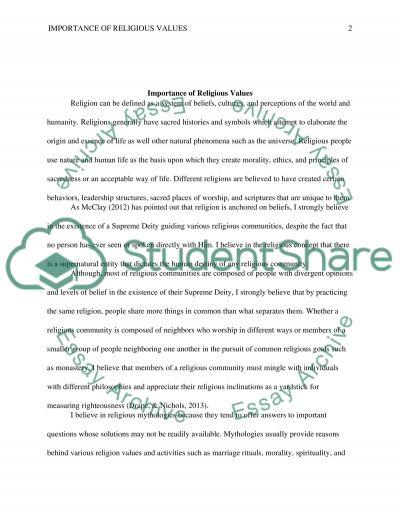 Reflection Essay essay example