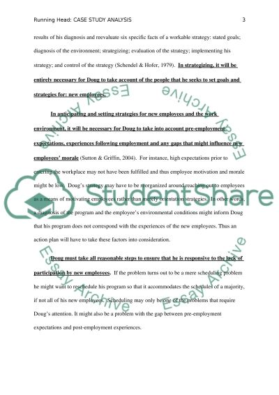 case study analysis paper 2 essay Case study analysis prompt: it is case study analysis write a 4 page case analysis in which you respond to the following research paper writing essay.