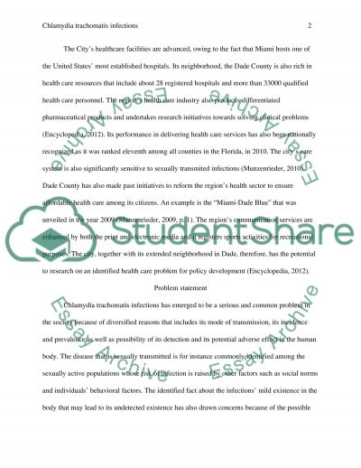 """chlamydia essay School class, whose motto was """"cooperate and graduate"""", but in chlamydial  research, we """"cooperate and innovate"""" read complete essay."""