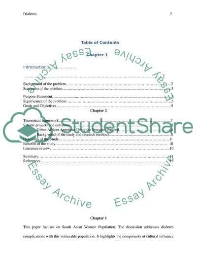 Essay thesis and introduction