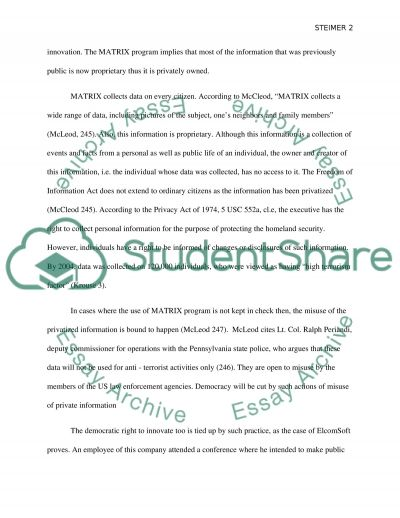 REWRITE THIS PAPER FOLLOWING DIRECTIONS BY PROF Essay example