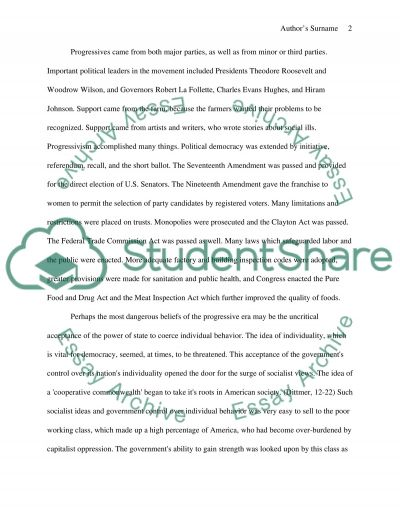 Write A Comparison Essay The Progressive Era Essay On Rwanda Genocide also Essay On Don Quixote The Progressive Era Essay Example  Topics And Well Written Essays  Essay On Climate Change And Global Warming