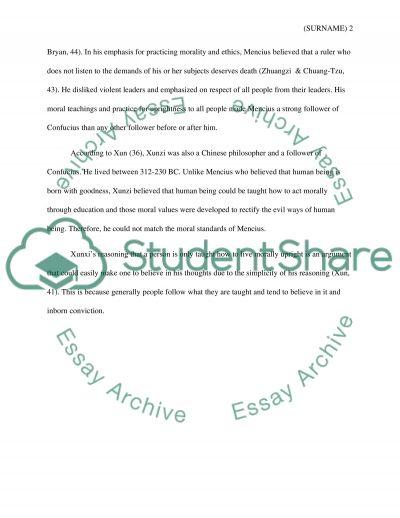 IM NOT SURE essay example