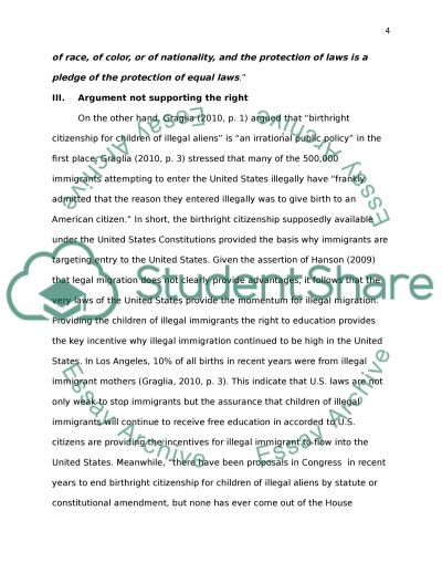 outline immigration research papers Thesis for immigration research paper thesis writing outline perpetuating  theexclusive elitism of the encoded information, and construct or build knowledge  as.