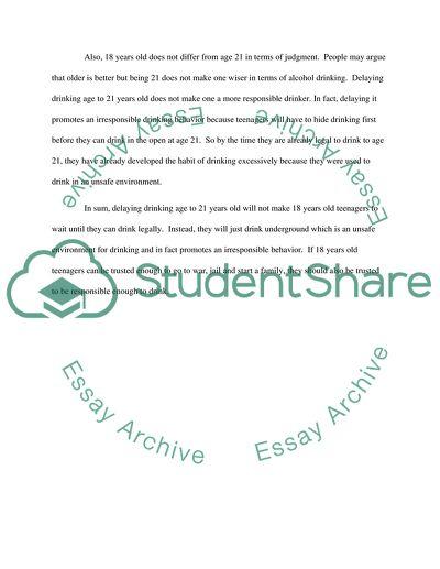 Persuasive Essay - IP 1