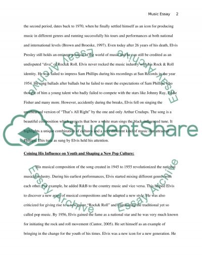 see the details Essay example