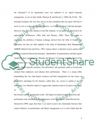Human Resource Management Book Report/Review essay example