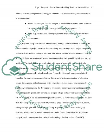 Sustainable House Construction Essay example