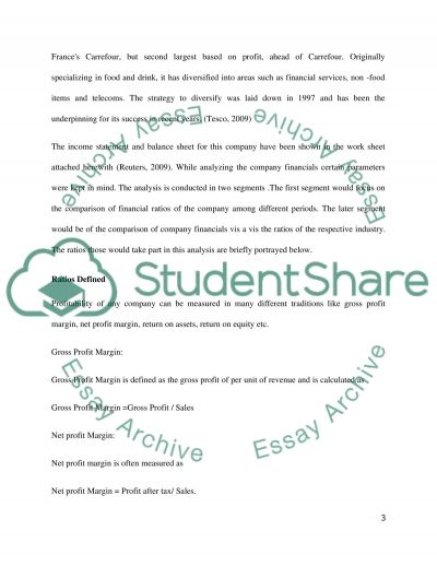 B202 Accounting & Finance essay example