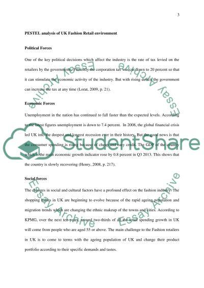 Case Study Report essay example