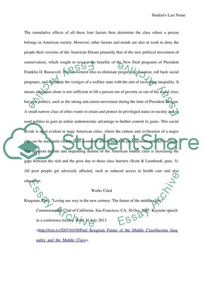 Expository essay examples pdf