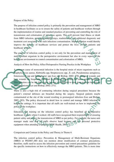 Policy Essay Topics - | TopicsMill