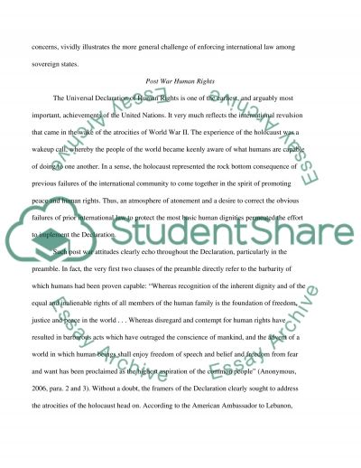 Politics Coursework essay example